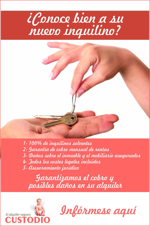 Conoce a su inquilino alquiler web Personal Shopper inmobiliario en Valladolid